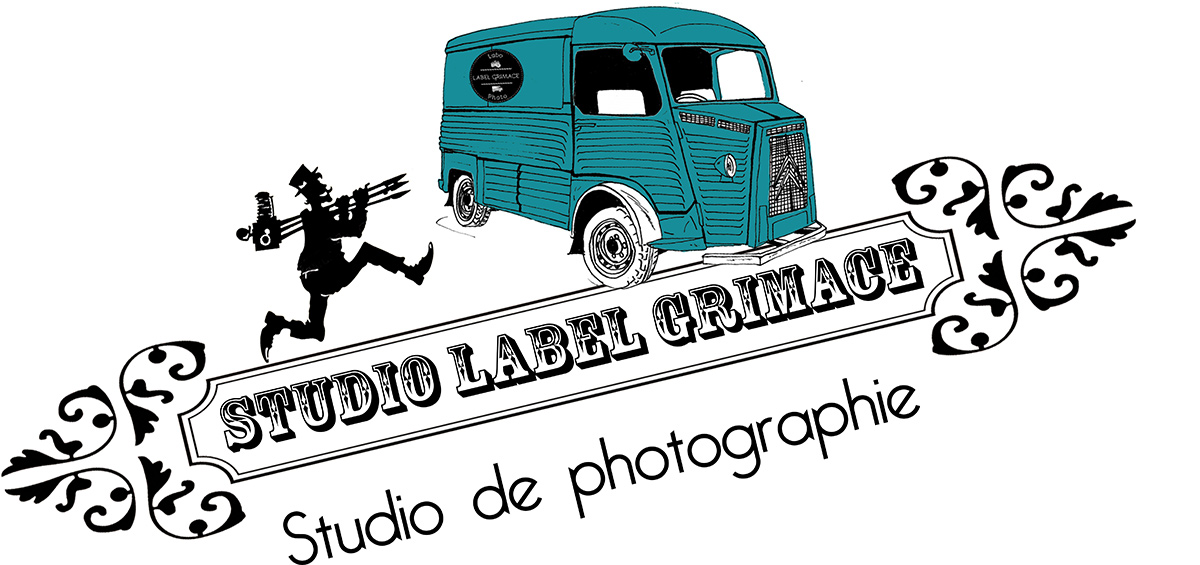 Logo Label Grimace
